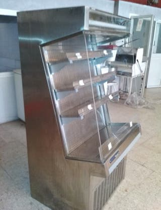 vitrina refrigerada tipo lacteos