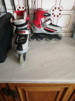 patines de línea runfit