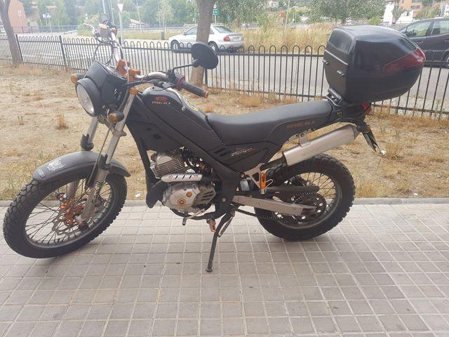 Rieju tango 125 cc