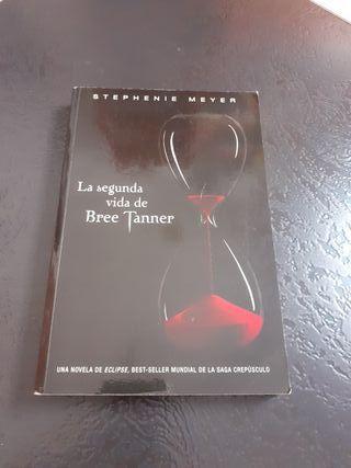 """""""la segunda vida de Bree Tanner"""", Stephenie Meyer"""