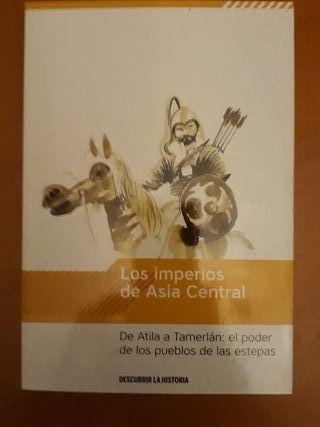 'Los imperios de Asia Central'