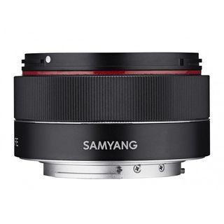 Objetivo fotográfico Samyang AF 35mm F2.8 Sony-E