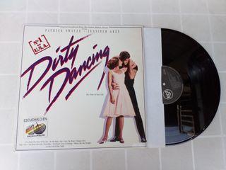Vinilo LP BSO DIRTY DANCING