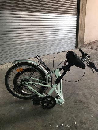 Bicicleta plegable bpro ps30