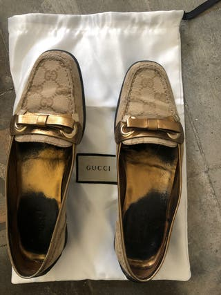 Gucci loafers antiguos 37