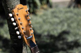 Guitarra Alemana Framus Dix 12 1973