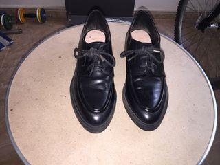 Zapatos Zara negros