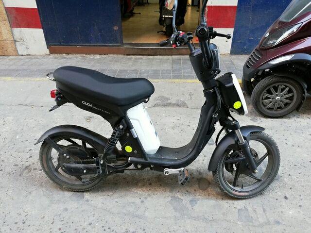 """bicicleta electrica """"CUCA BIKE"""""""