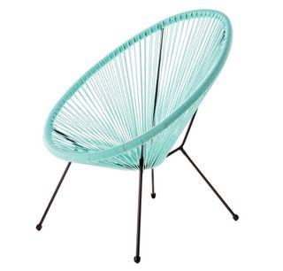 Pack dos sillas acapulco verde agua