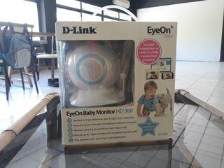 monitor eyeone baby hd360