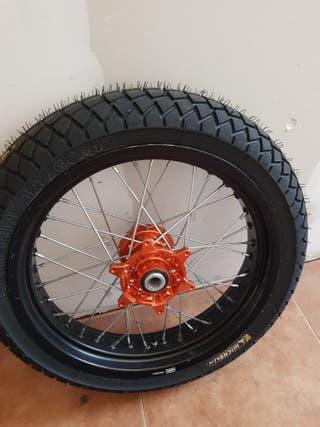 ruedas dirt track
