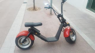 scooter citycoco eléctrico