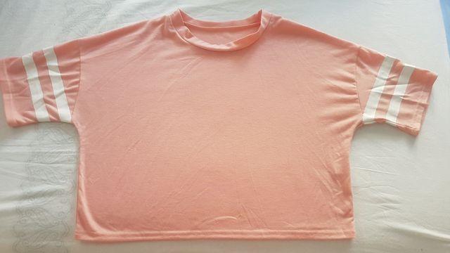 camisetas cortas