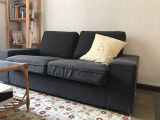 Sofá Ikea con un año de antiguedad