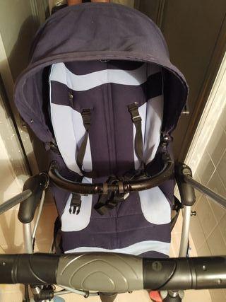 silla de paseo bebé confort