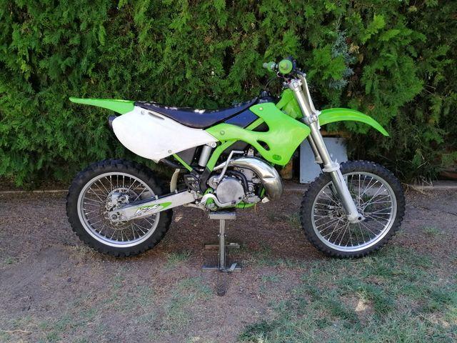 kawasaki kx 250 mod. 2001/02
