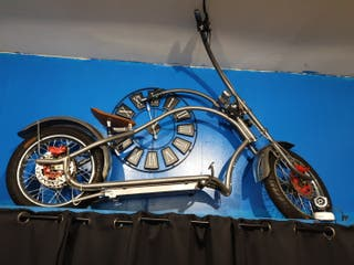 moto electrica Chopper