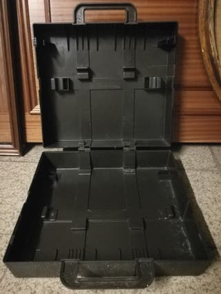 Caja máquina escribir Olivetti
