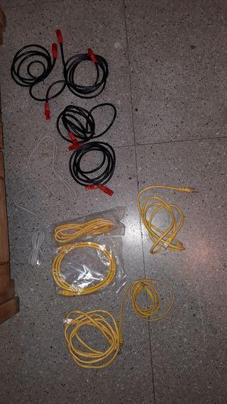 vendo cables de reb