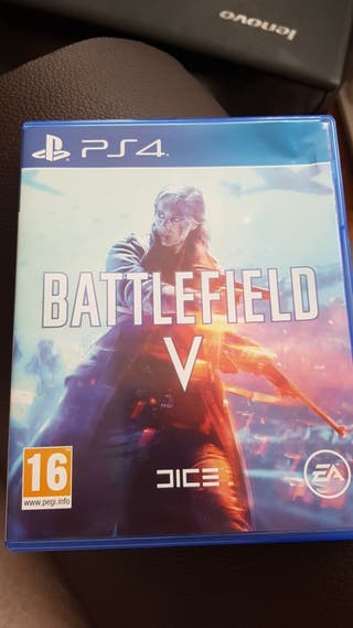 Battlefield V , PS4, perfecto estado.