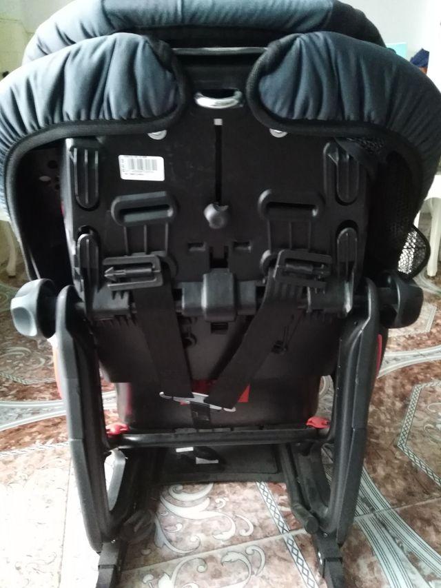 Silla coche Isofix nueva