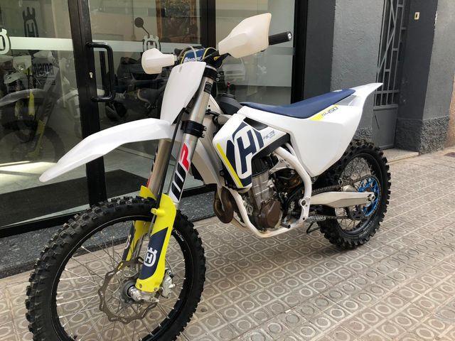 HUSQVARNA FC 450 2018