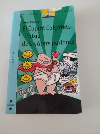 Libro cápita calçotets