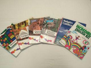 Libros 3 primaria
