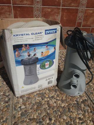 depuradora piscina