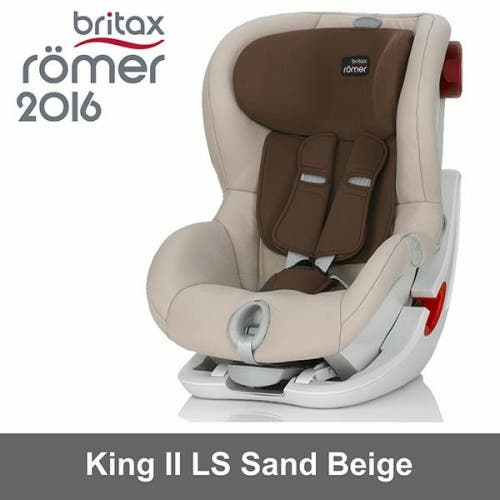 Silla coche Britax Romer King II LS