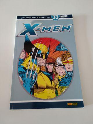 Libro de X-men