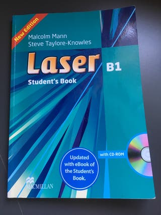 Laser B1 Student's book