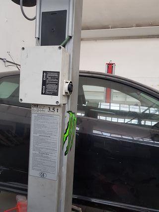 elevador coches como nuevo