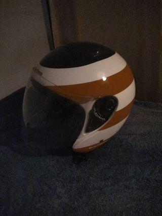 casco de moto Bultaco,años 80