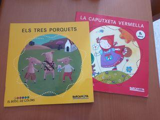Libros infantiles ( los dos )