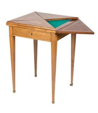 Mesa de juego de pañuelo