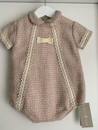 Pelele Tweed