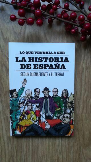Historia de España según Buenafuente