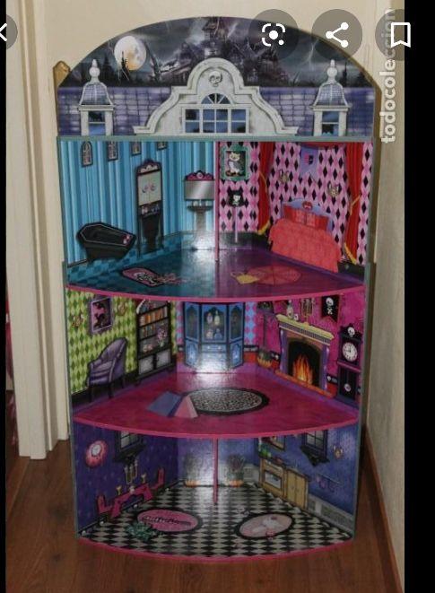 casa de las monster hight