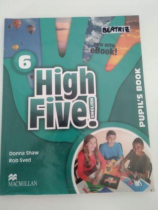 libro de inglés de 6° de primaria
