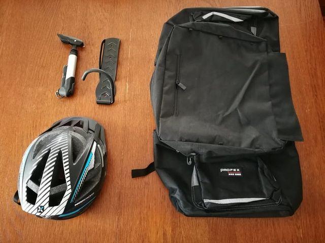 Bicicleta de Montaña ORBEA MX29 + accesorios