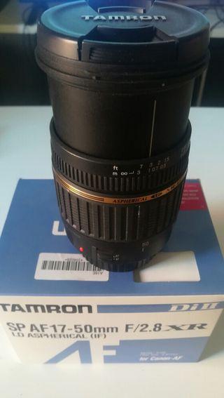 Tamron A16E SP AF 17-50 mm F/2.8 XR Di II LD ASL (