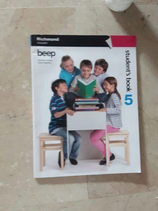 libros ingles 5 de primaria