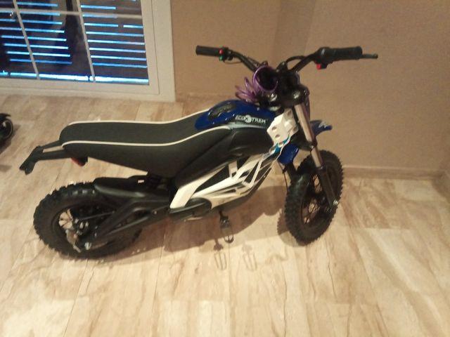 Moto eléctrica 1000w