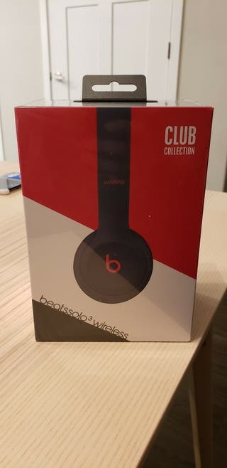 Auriculares Beats Solo3 Wireless Club Collection