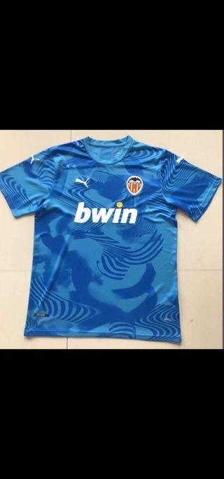 camisetas Valencia C. F.