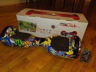 Hoverboard Urban Glide 65 como nuevo
