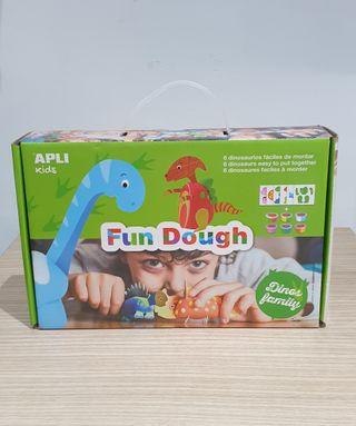 nuevo juguete manualidades crea tus dinosaurios