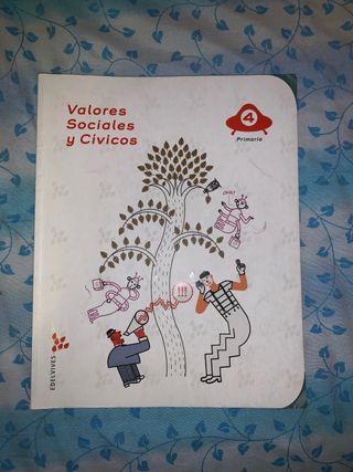 Vendo libros de 4 primaria (Edelvives)