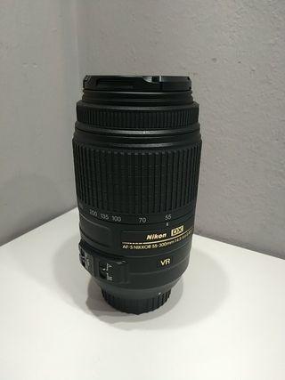 Nikon DX 55-300mm 1:4.5-5.6 G ED